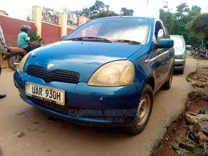 Toyota Vitz 2001 Blue | Cars for sale in Kampala