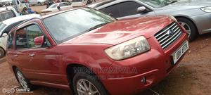 Subaru Forester 2007 2.5 XT Limited Red | Cars for sale in Kampala