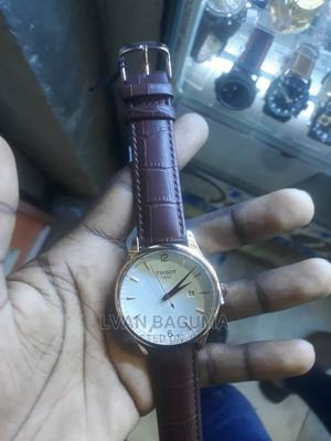 Tissot Leather Watches. | Watches for sale in Kampala
