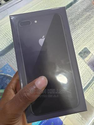 New Apple iPhone 8 Plus 64 GB Black   Mobile Phones for sale in Kampala