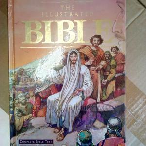 The Illustrated Bible   Books & Games for sale in Kampala