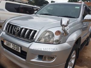 Toyota Land Cruiser Prado 2005 3.0 D-4d 5dr Silver | Cars for sale in Kampala