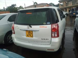 Toyota Raum 2010 White   Cars for sale in Kampala