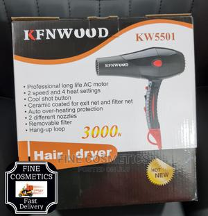 Kenwood Professional Hand Hair Dryer Ultra-Quiet Hair Blower | Tools & Accessories for sale in Kampala
