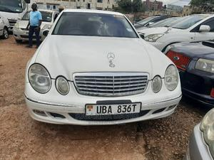 Mercedes-Benz E240 2006 White   Cars for sale in Kampala