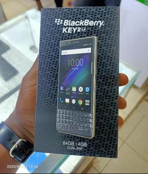 New BlackBerry KEY2 64 GB Black   Mobile Phones for sale in Kampala