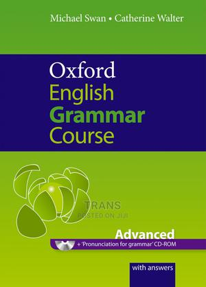 Oxford English Grammar Course: Book   Books & Games for sale in Kampala