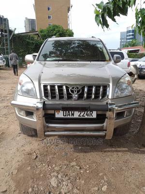 Toyota Land Cruiser Prado 2005 Gold | Cars for sale in Kampala