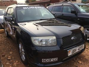 Subaru Forester 2006 Black   Cars for sale in Kampala