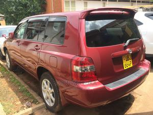 Toyota Kluger 2007 Red | Cars for sale in Kampala