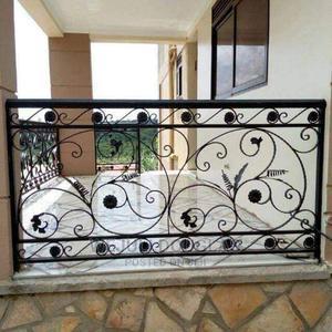 Steel Doors, Windows, Burglars, Hand Rails Gates   Manufacturing Services for sale in Kampala