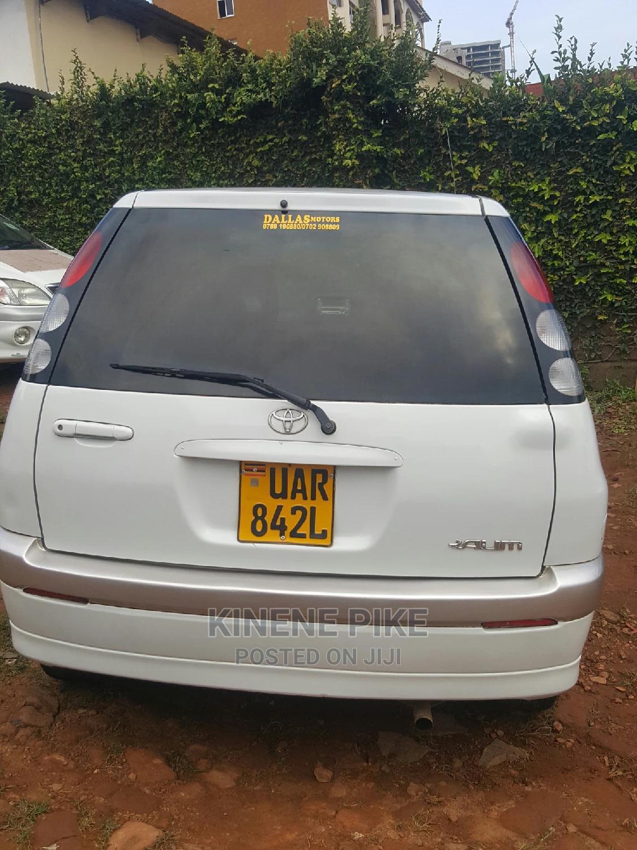 Toyota Raum 1999 White   Cars for sale in Kampala, Uganda
