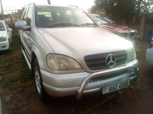 Mercedes-Benz M Class 2001 Silver   Cars for sale in Kampala