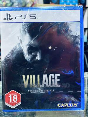 Ps5 Village Resident Evil | Video Games for sale in Kampala