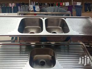 Double Tray Double Bowl Sink * Heavy Duty | Plumbing & Water Supply for sale in Kampala