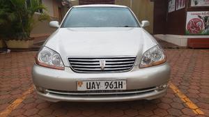 Toyota Mark II 2003 Silver   Cars for sale in Kampala