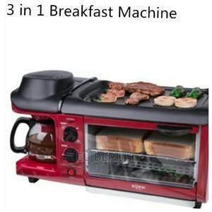 3 in 1 Break Fast Maker   Kitchen Appliances for sale in Kampala