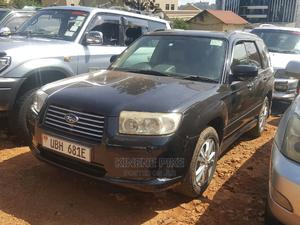 Subaru Forester 2005 Black | Cars for sale in Kampala