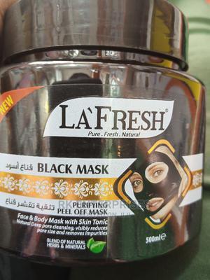 Black Mask(La Fresh)   Skin Care for sale in Kampala