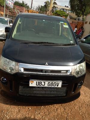 New Mitsubishi Delica 2008 Black   Cars for sale in Kampala