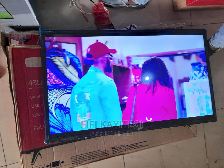 Archive: Lg 43 Inches Led Flat Screen Digital TV