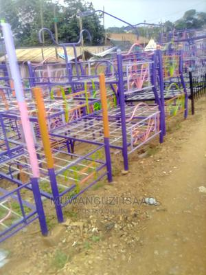 Metallic School Beds And Home Bed's Both | Furniture for sale in Kampala