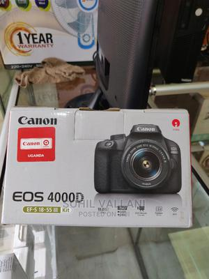 Canon 4000D Brand New   Photo & Video Cameras for sale in Kampala