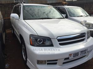 Toyota Kluger 2004 White | Cars for sale in Kampala