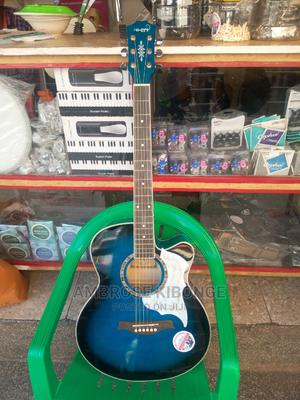 HAPPY Amplified Acoustic Guitar - Blue | Musical Instruments & Gear for sale in Kampala