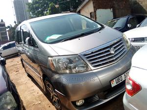 Toyota Alphard 2007 Gray | Cars for sale in Kampala