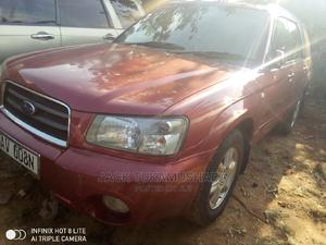 Subaru Forester 2003 Red | Cars for sale in Kampala