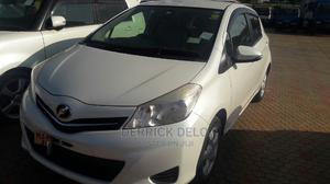 Toyota Vitz 2011 White | Cars for sale in Kampala