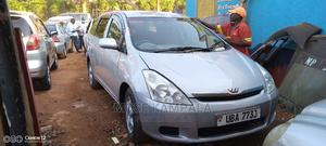 Toyota Wish 2003 Silver   Cars for sale in Kampala
