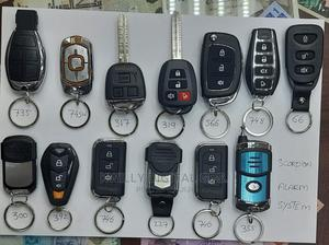 Keyless Alarm Security   Vehicle Parts & Accessories for sale in Kampala