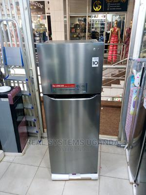 LG Double Door Fridge With Linear Compressor - 260L   Kitchen Appliances for sale in Kampala