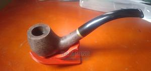 Ebony Wood Smoking Pipe   Tobacco Accessories for sale in Kampala