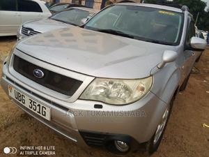 Subaru Forester 2009 Silver | Cars for sale in Kampala