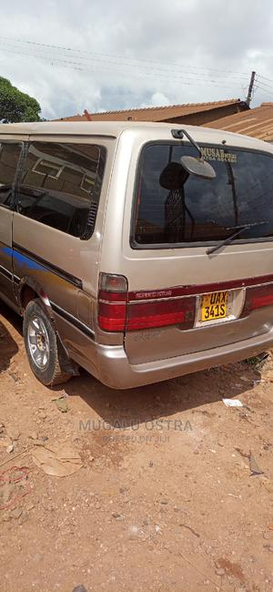 Toyota Hiace 1999 Silver | Buses & Microbuses for sale in Kampala