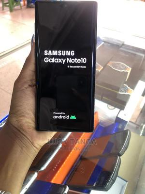 Samsung Galaxy Note 10 256 GB Black   Mobile Phones for sale in Kampala