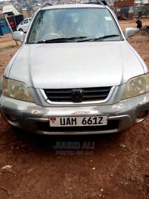Honda CR-V 1998 Silver   Cars for sale in Kampala