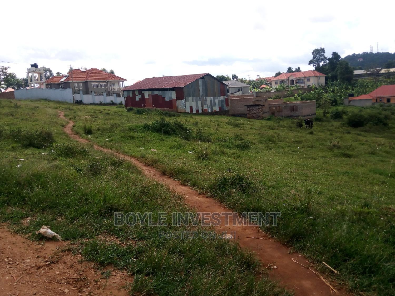 Land in Nsube Nabuti Road Mukono