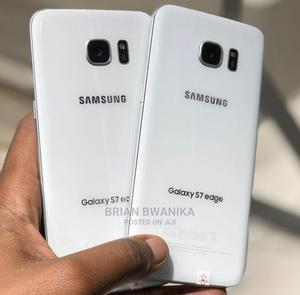 Samsung Galaxy S7 edge 32 GB White   Mobile Phones for sale in Wakiso