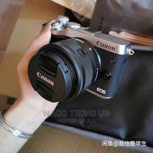 Canon Mirrorless Camera [EOS M6 Mark II] | Photo & Video Cameras for sale in Kampala