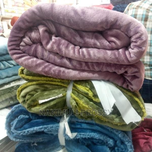 Soft Fleece Blanket Woolen   Home Accessories for sale in Kampala, Uganda