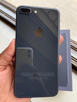 Apple iPhone 8 Plus 64 GB Black   Mobile Phones for sale in Wakiso