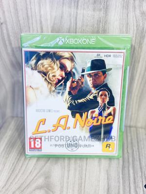 LA Niona Xbox   Video Games for sale in Kampala