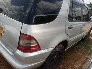 Mercedes-Benz M Class 2004 Silver   Cars for sale in Kampala