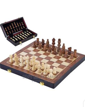 Wooden Chess Boards   Books & Games for sale in Kampala