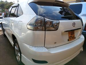 Toyota Harrier 2005 White | Cars for sale in Kampala