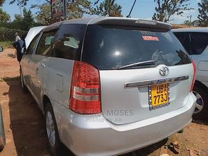 Toyota Wish 2006 Silver   Cars for sale in Kampala